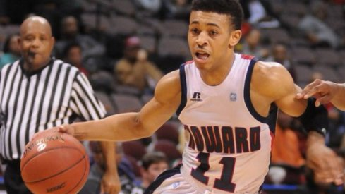 Howard graduate transfer James Daniel III