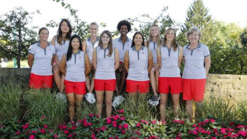 The Ohio State women's golf team falls in the NCAA quarterfinals.