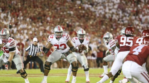 Ohio State-Oklahoma kickoff set for 8 p.m. Sept. 9 on FOX.