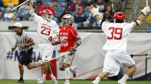 Ohio State falls to Maryland in the NCAA Championship Game