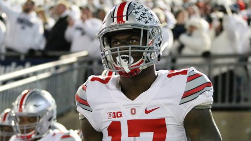 "Jerome Baker's ""huge upside"" and Bill Davis could make the linebacker one of the most coveted at his position in the 2018 NFL Draft."