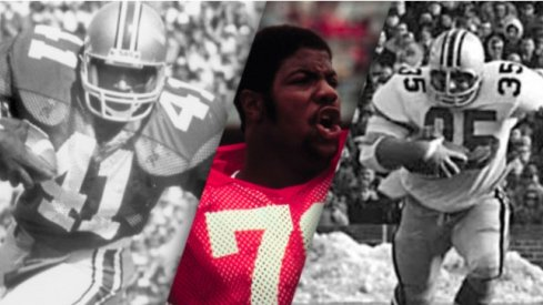 Ohio State Greats Keith Byars, Jim Otis, and Chris Ward Nominated for the College Football Hall of Fame