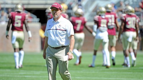 Jimbo Fisher hopes to return to the CFP for the first time since 2014