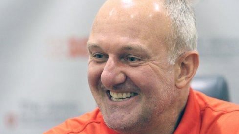 Thad Matta leaves Ohio State with a school record 337 wins to his credit.