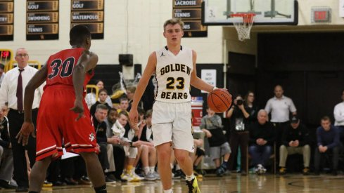 2018 verbal Dane Goodwin says he remains committed to Ohio State.
