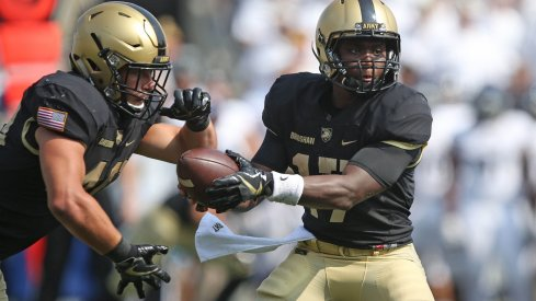The football program at West Point has finally caught up to their rivals in Annapolis, thanks to the installation of the same flexbone offense