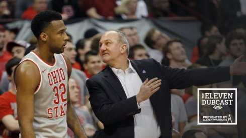 Thad Matta, coaching up his players