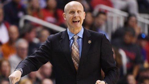 Xavier coach Chris Mack.