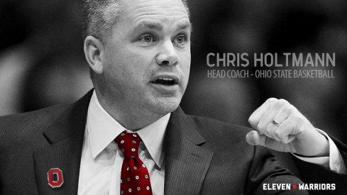 Ohio State's new head coach Chris Holtmann.