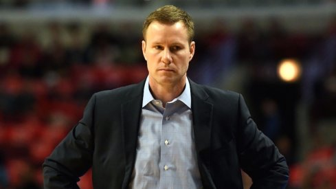 Chicago Bulls coach Fred Hoiberg is a candidate at Ohio State.