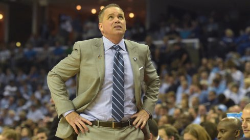 Butler coach Chris Holtmann is the frontrunner for the Ohio State job.