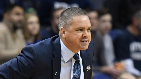 Chris Holtmann was named the new men's basketball coach at Ohio State Friday.