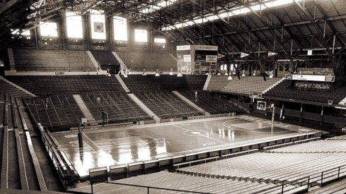 Hinkle Fieldhouse: Like the Schott, only, you know, good and stuff.