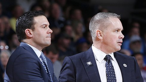 New Ohio State coach Chris Holtmann will have to assemble his staff.