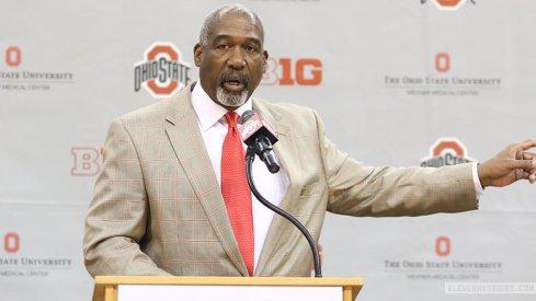 Gene Smith dispels coaching search.