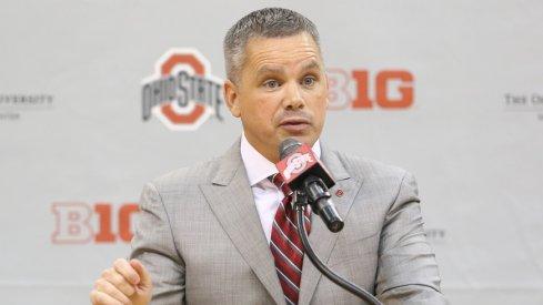New Ohio State coach Chris Holtmann