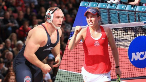Kyle Snyder and Francesca Di Lorenzo Named Ohio State Athletes of the Year