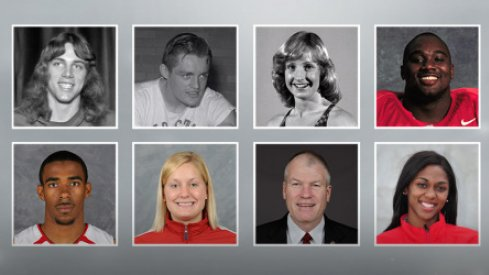 Ohio State's 2017 Hall of Fame class.