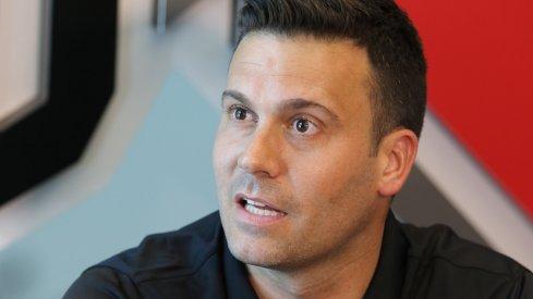 New Ohio State assistant coach Ryan Pedon