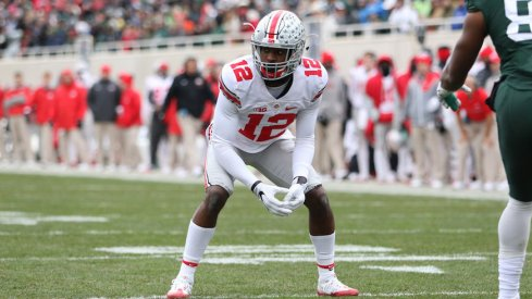 Denzel Ward is next in line of Ohio State's No. 1 cornerbacks to be drafted in the first round.