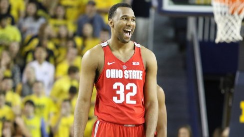 Former Ohio State center Trevor Thompson will play for the Boston Celtics in the NBA Summer League.