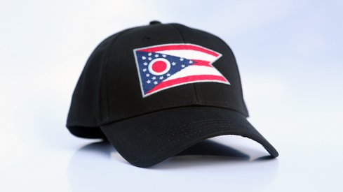 Ohio Flag Snapback at Eleven Warriors Dry Goods