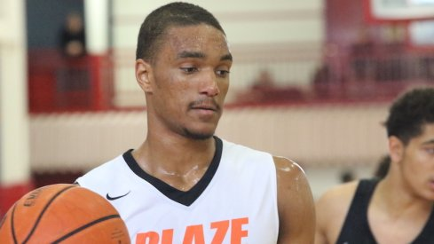 Four-star forward Musa Jallow committed to Ohio State.