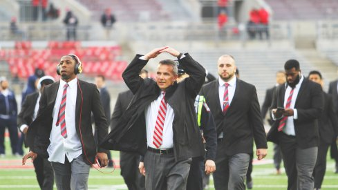 Urban Meyer was very happy to see where his school ranked on this list.