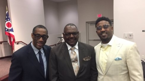 Eric Metcalf, Ted Ginn. Sr, and Troy Smith: Medical weed bosses.