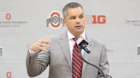 New Ohio State coach Chris Holtmann.
