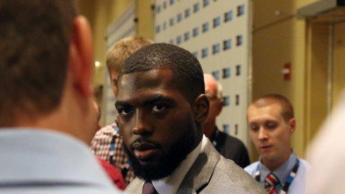 Ohio State quarterback J.T. Barrett