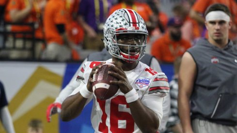 J.T. Barrett is a Big Ten preseason honoree for the second year in a row.