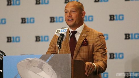 Minnesota head coach P.J. Fleck.