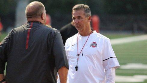 Coaches rank Ohio State No. 2.
