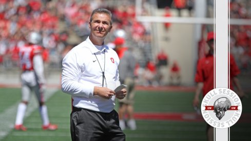 Urban Meyer looks at the August 5th 2017 Skull Session.