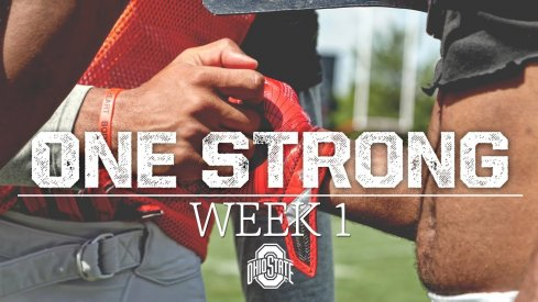 Ohio State football's week one highlights video