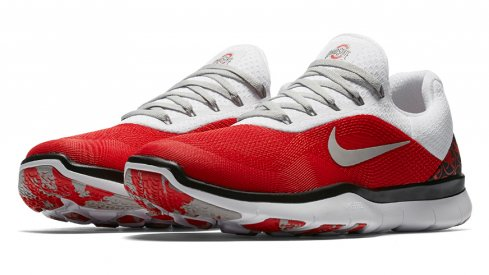 Nike's new Ohio State football shoes – the Men's Free Trainer v7