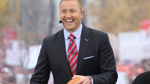 Kirk Herbstreit will be on ESPN's main broadcast of Ohio State's season opener at Indiana.
