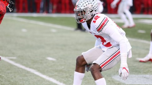 Denzel Ward is projected to be a new star of Ohio State's secondary this year.