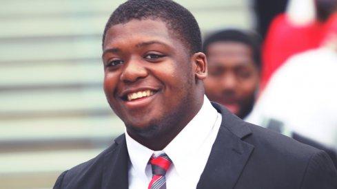 Jamarco Jones is a credible Outland Trophy award-winner