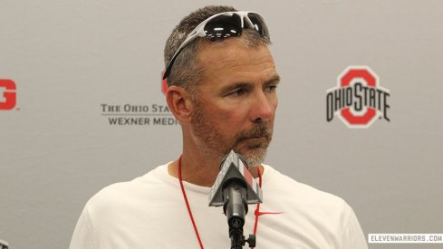 Urban Meyer provided updates on a variety of topics on Monday.