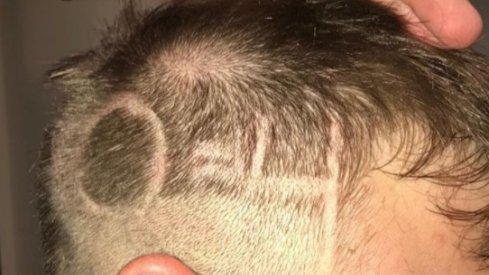 Jeff Heuerman Haircut
