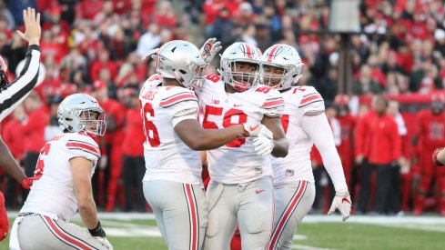 Ohio State defensive line