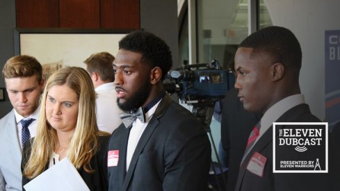 New Ohio State captains Parris Campbell and Terry McLaurin