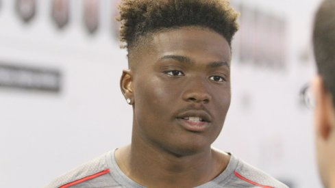 Dwayne Haskins is now Ohio State's No. 2 quarterback.