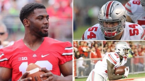 J.T. Barrett, Billy Price and Parris Campbell all have legit shots to carve their name in the school's record book this fall.