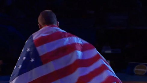 Ohio State heavyweight Kyle Snyder repeats as World Champion.