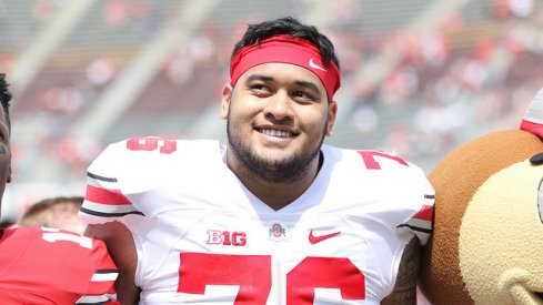 Branden Bowen to start at right guard for Ohio State.