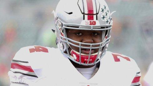 Jamarco Jones: Ohio State left tackle.