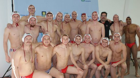The Ohio State Men's Club Water Polo Team